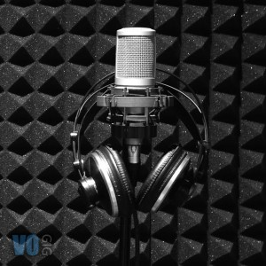 voice over recroding mic for home studio