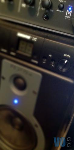 vogig studio recording equipment